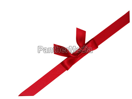red, ribbon, with, tape, (2) - 541967