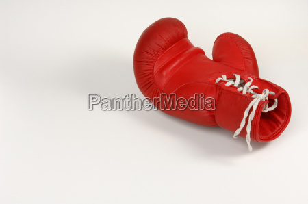 red, boxing, gloves - 542179