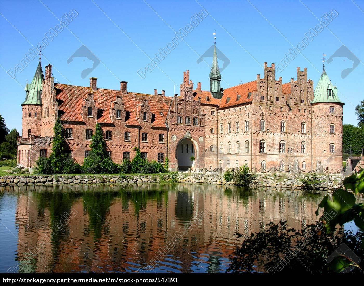 egeskov, castle, -, denmark - 547393