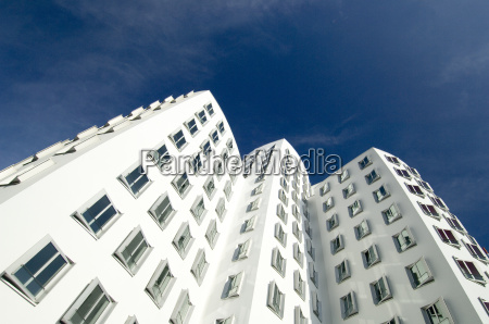 gehry, buildings, in, dusseldorf - 550542