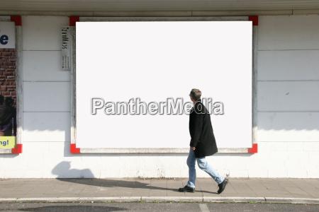 man with billboard 1