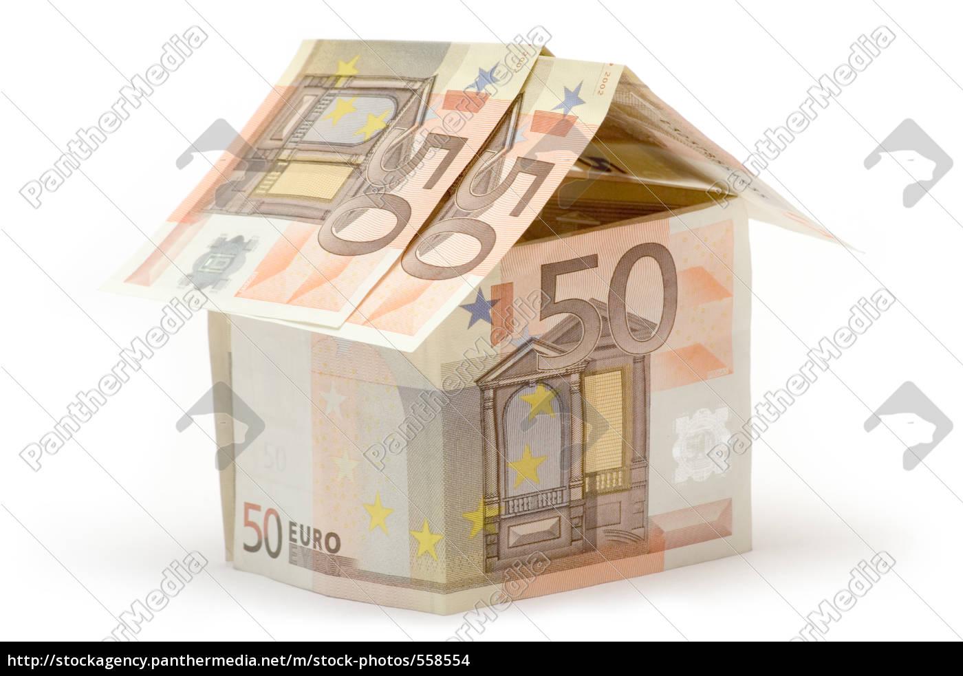 50, euro, cottage - 558554