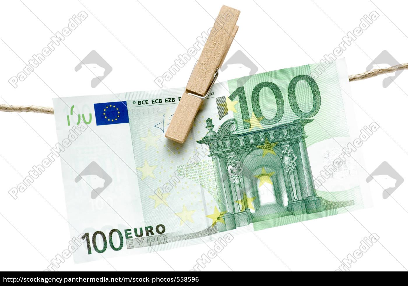 wash, hundred, euro - 558596