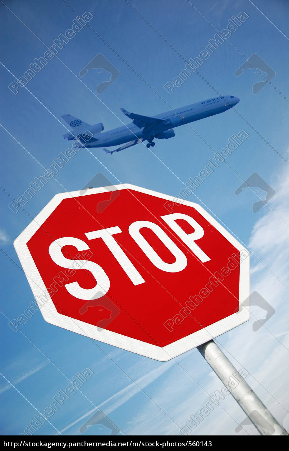 stop, sign - 560143