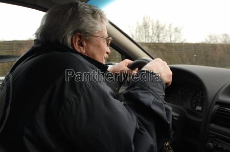 motoring aged