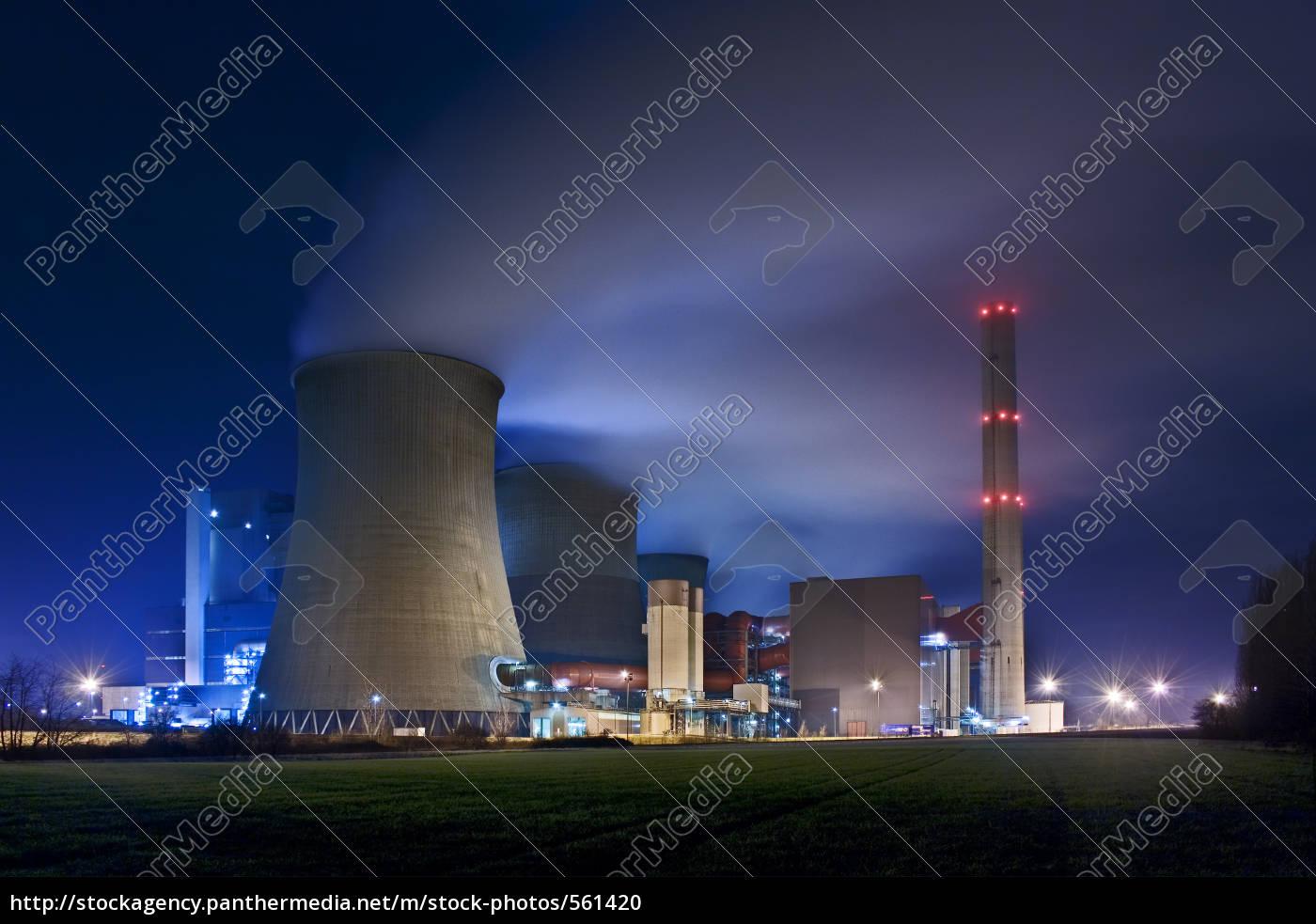 power, plant - 561420