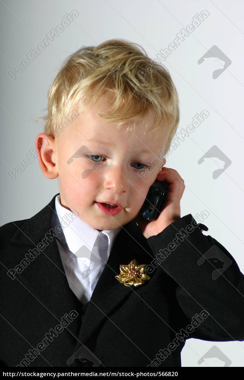 small, businessman - 566820