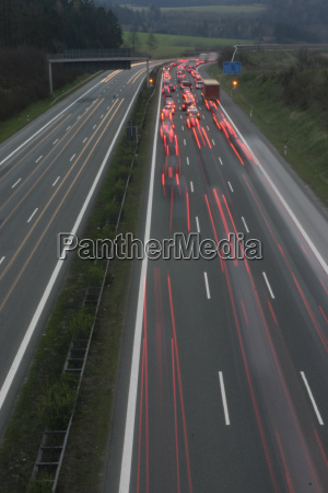 highwaytrafficblurred