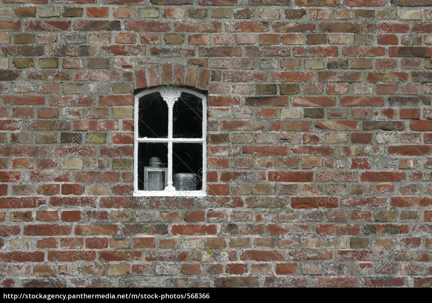 brick, wall, window - 568366
