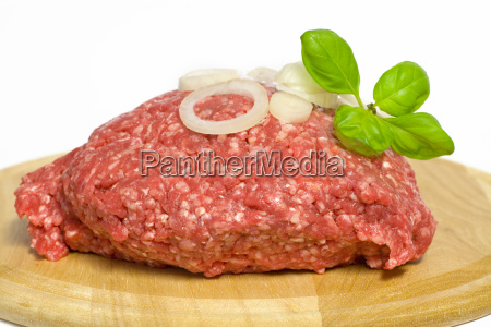 mince, with, onion, rings - 569230