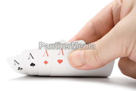 uncover four aces