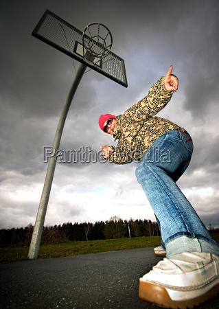 basketball, hoop - 570243
