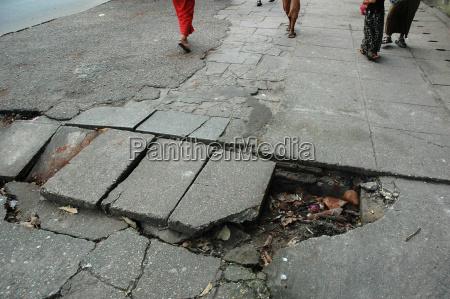 street, damage - 572841