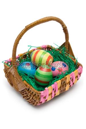 easter, basket - 574746