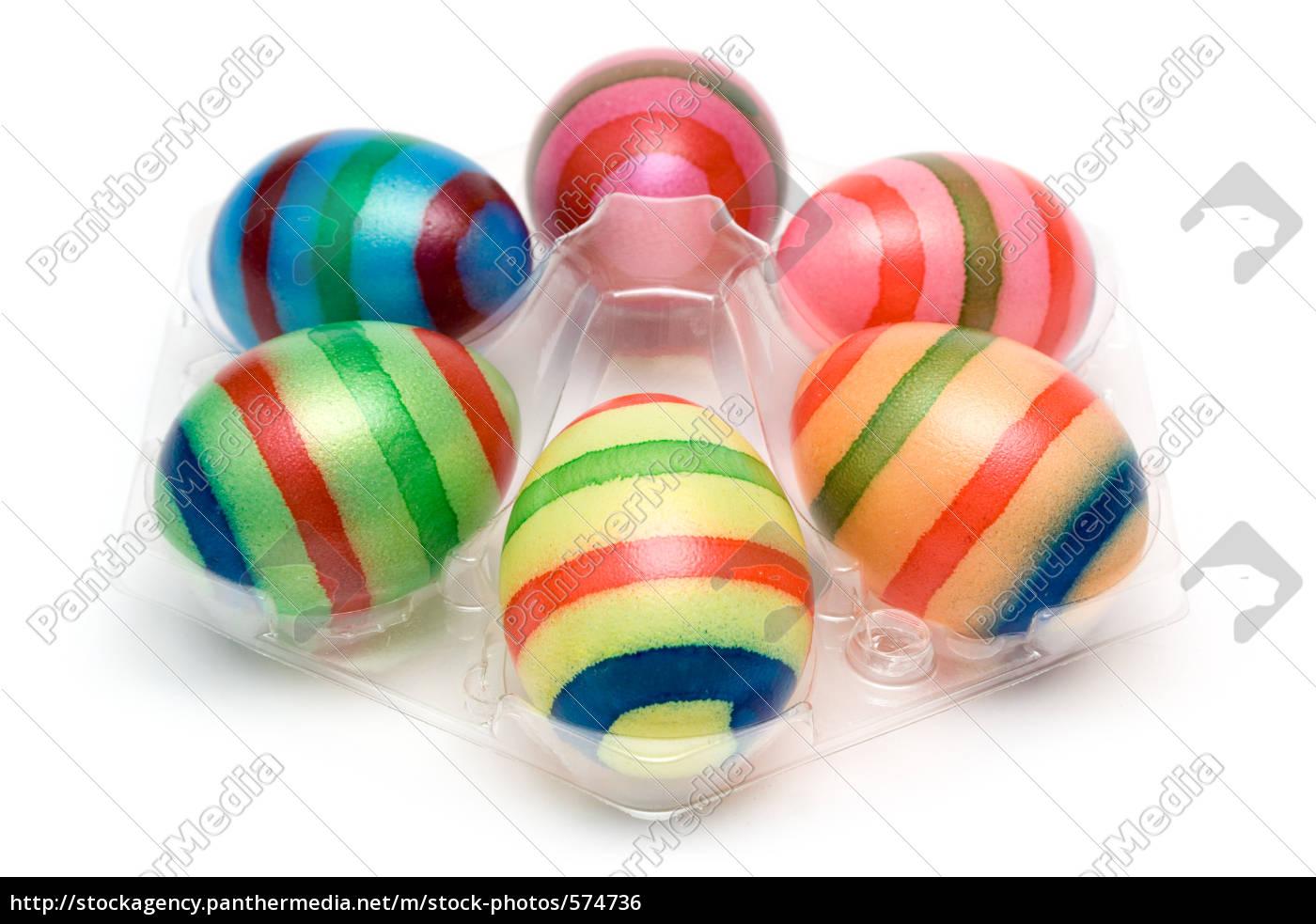sechserpack, eggs - 574736