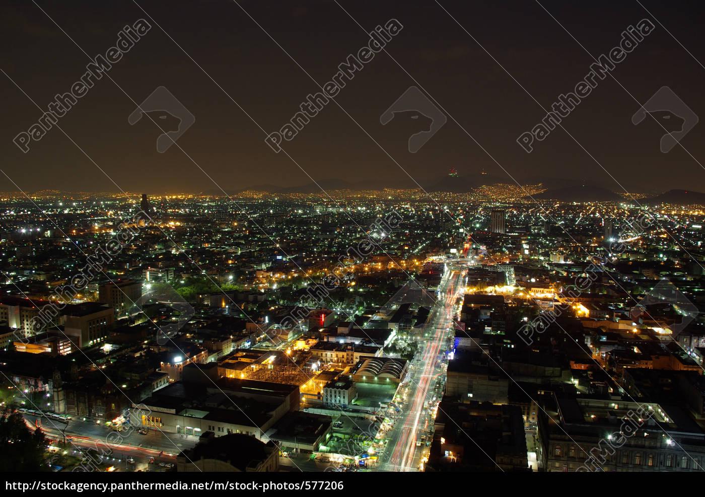 mexico, at, night, 1 - 577206