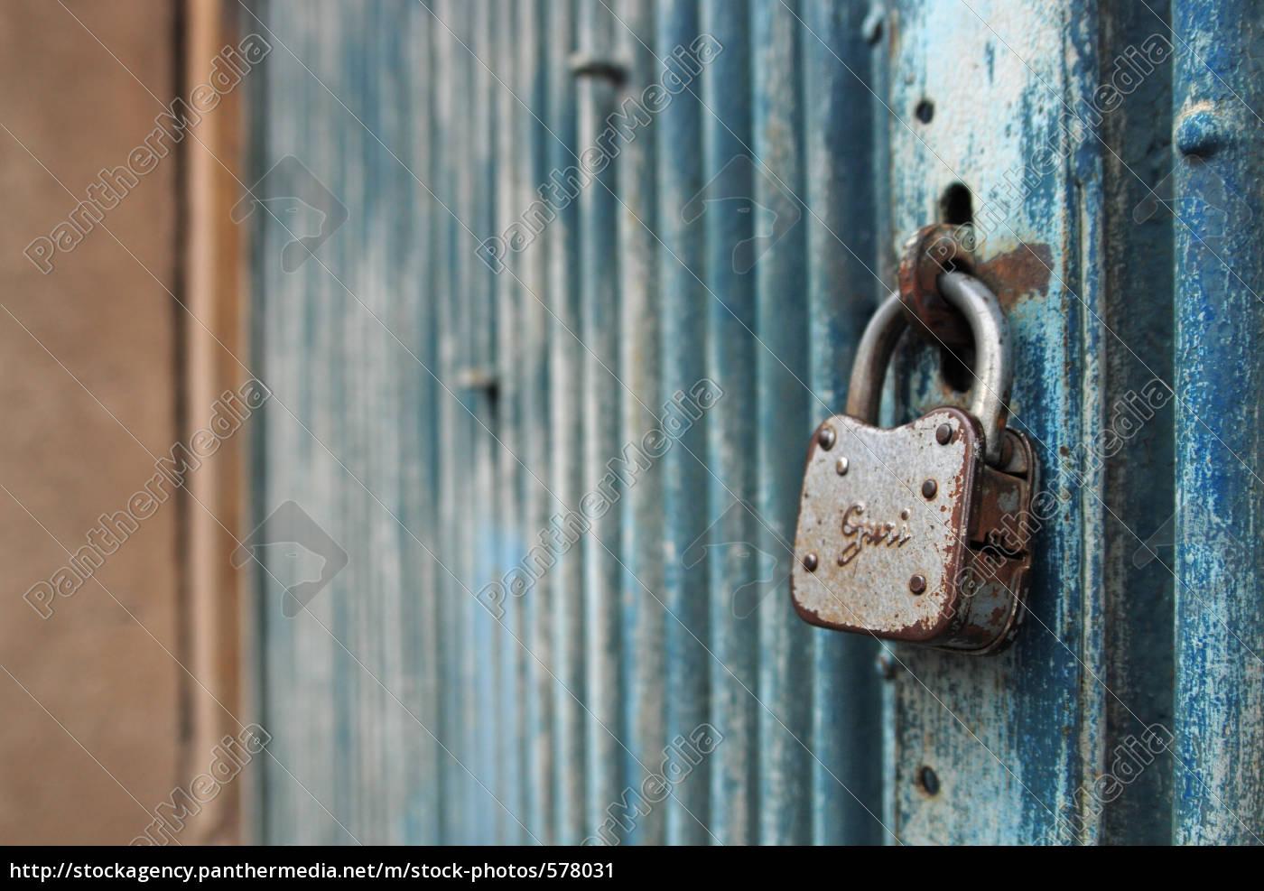 padlock, 1 - 578031