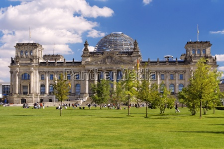 berlin, reichstag - 580436