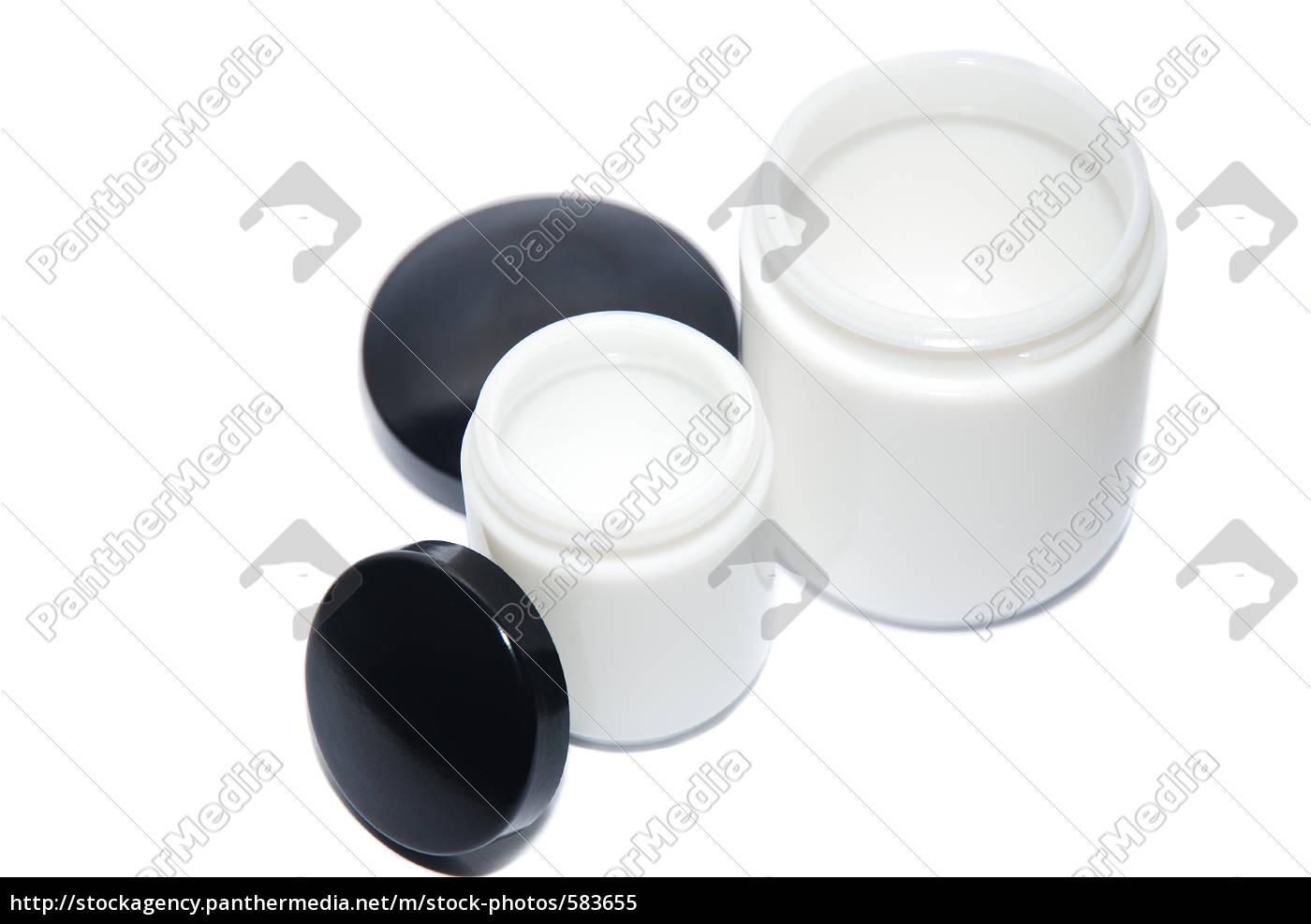 cream, pot - 583655