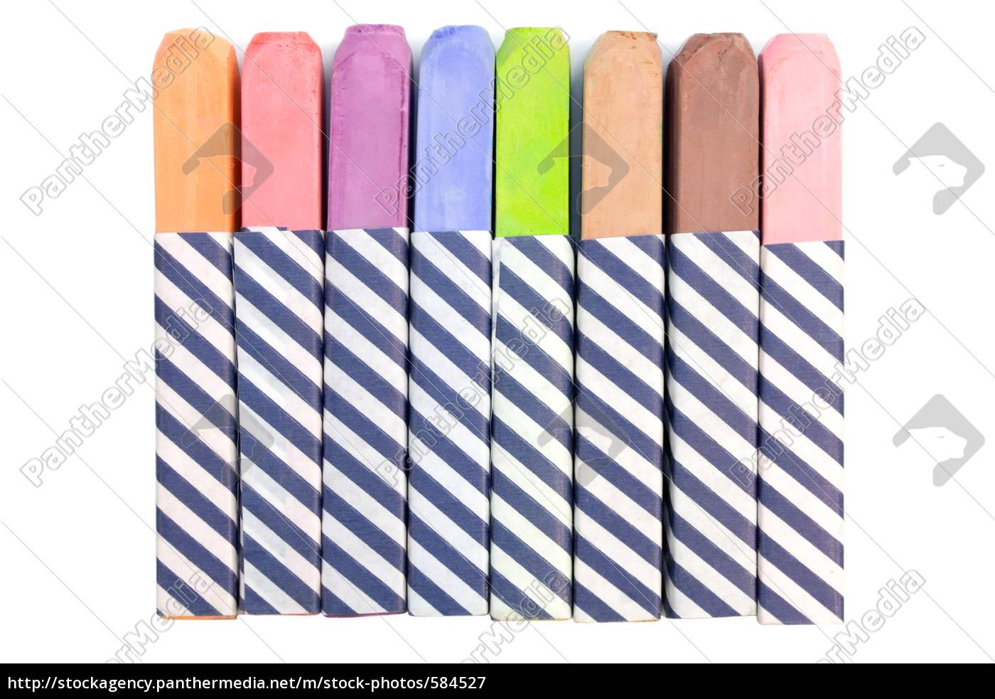 colored, chalk - 584527