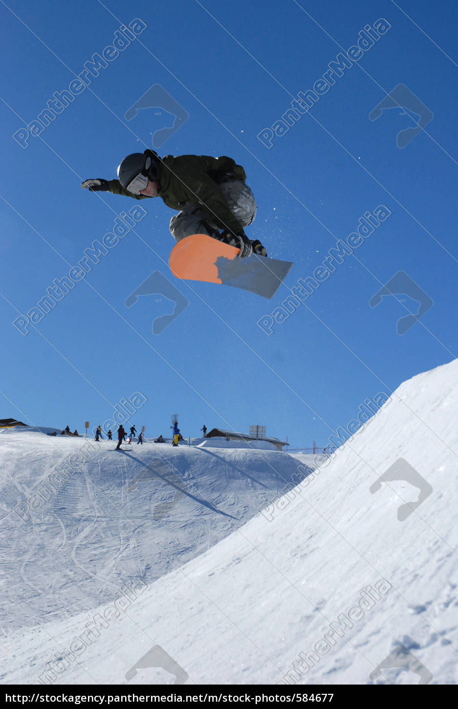 grave, with, snowboard, over, corner - 584677
