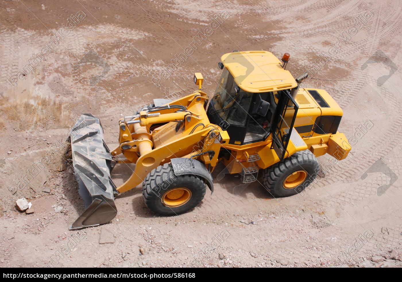 excavators, break - 586168