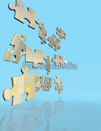 puzzle, rain - 588718