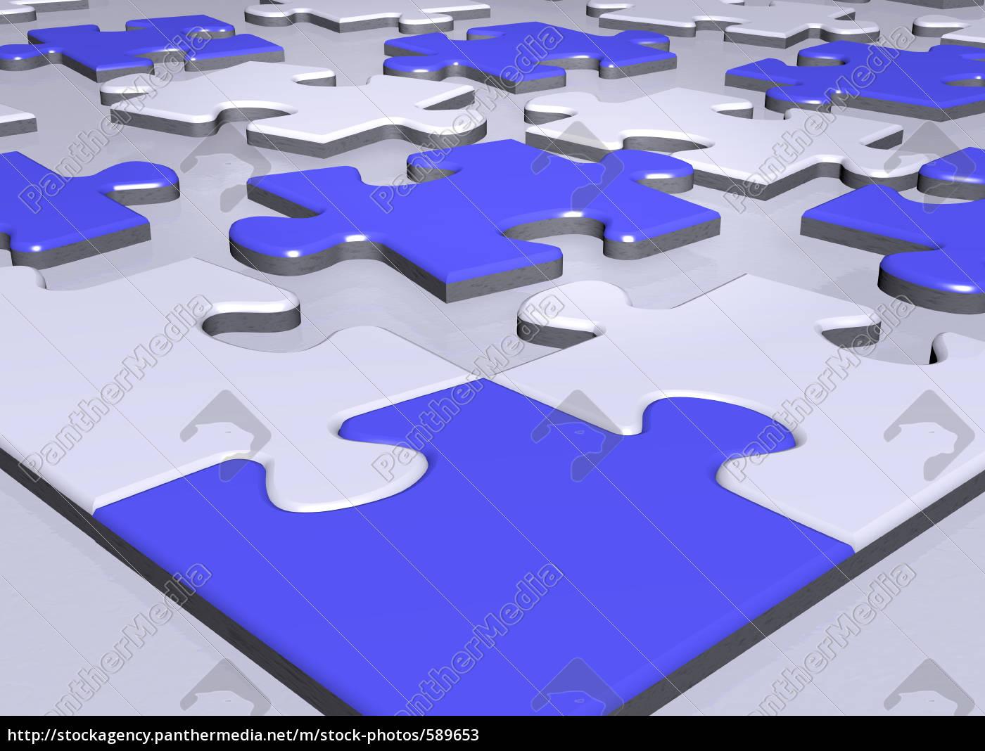 puzzle, pieces - 589653