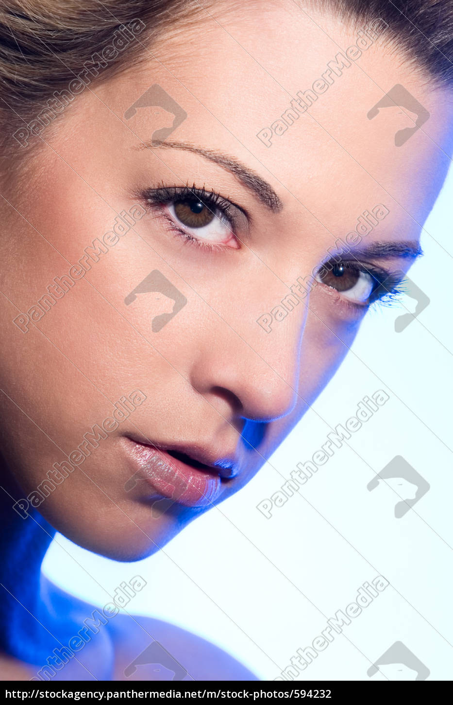 cool, blue, portrait, of, a, young - 594232