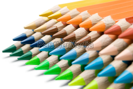 colorful, crayons - 595171