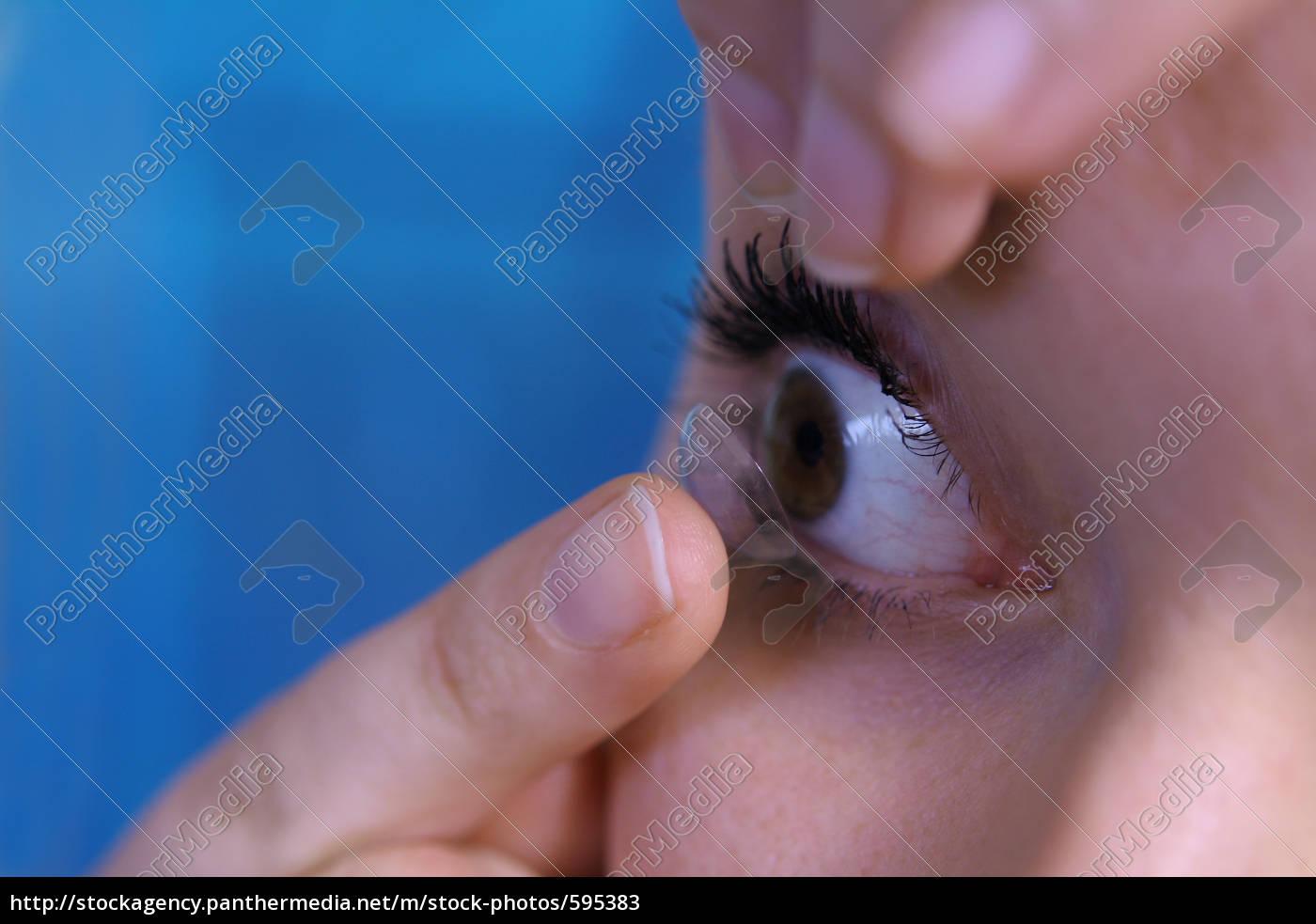 contact, lens - 595383