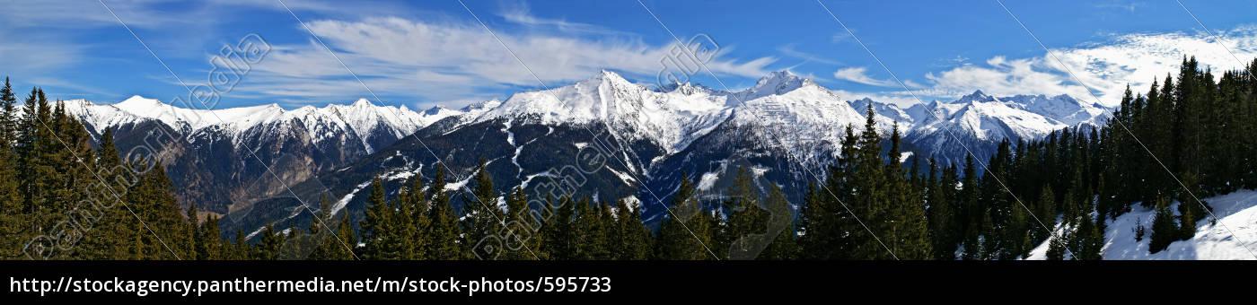 gastein, valley, ii - 595733