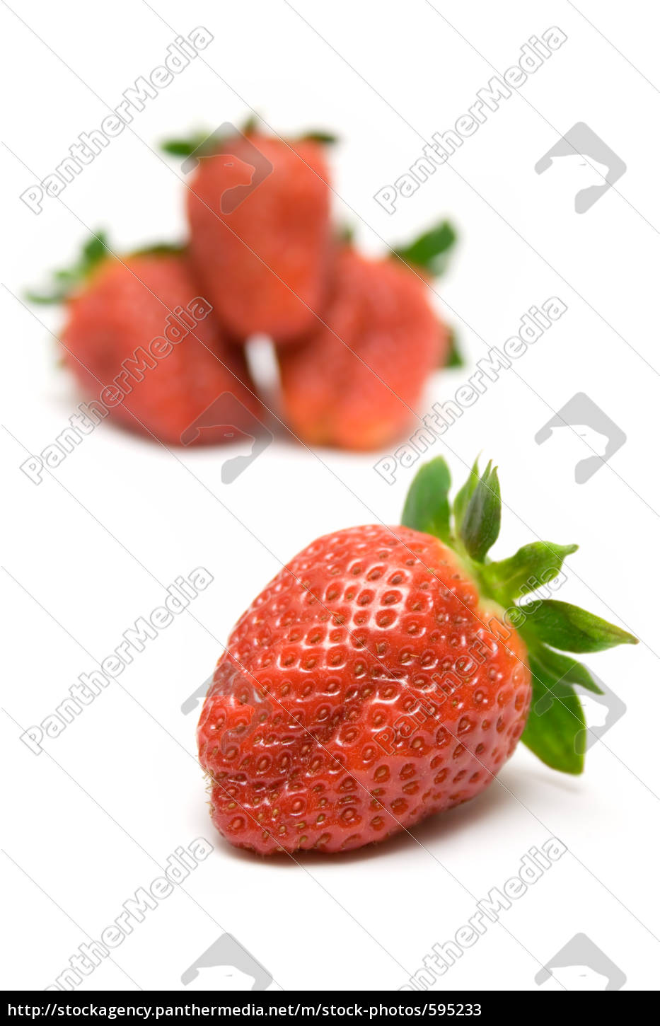 strawberries - 595233