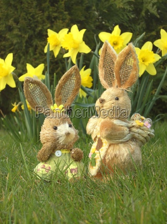 easter, bunny, 2 - 599658