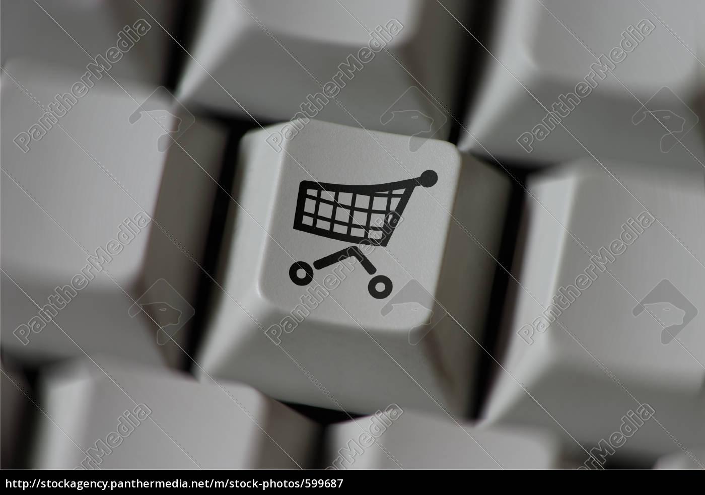 shopping, cart - 599687