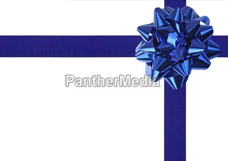 blue, ribbon - 600236