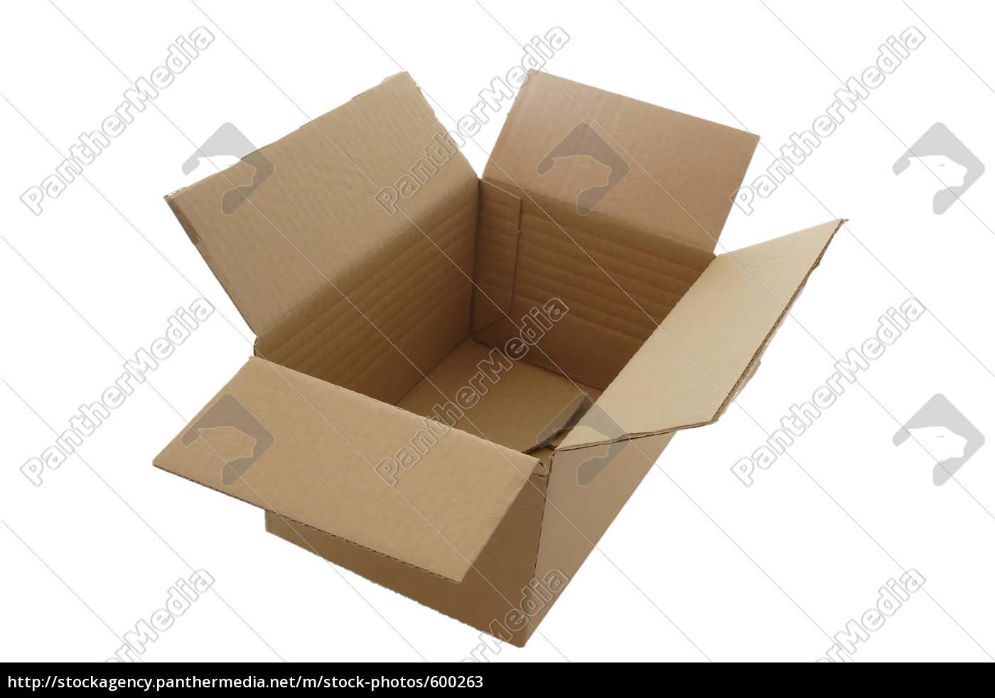 empty, cardboard - 600263