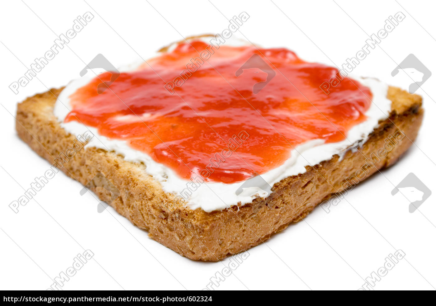 toast, with, butter, and, jam - 602324