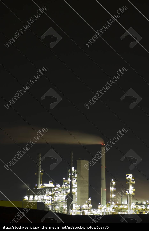merseburg, chemical, plant, leuna, near, leipzig - 603770