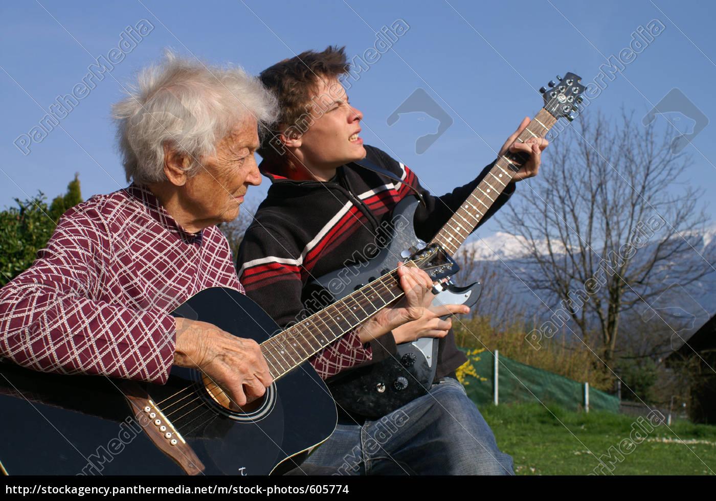 lets, rock, granny - 605774