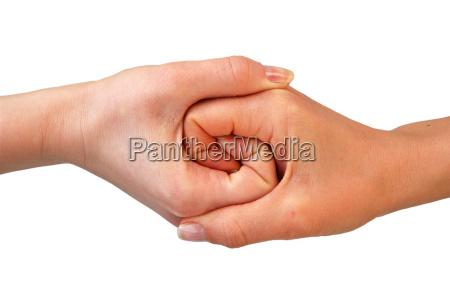 inniger, handshake - 606605