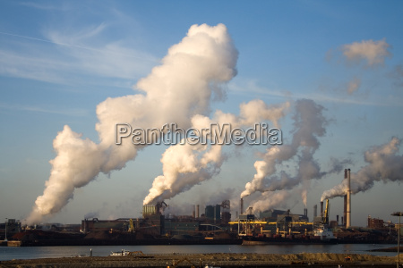 industry in amsterdam