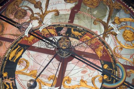 astronomical, clock - 607981