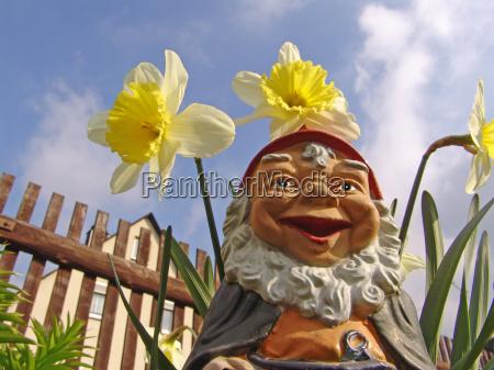 garden, gnome - 607586