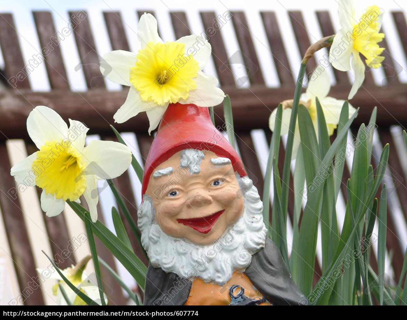 garden, gnome - 607774