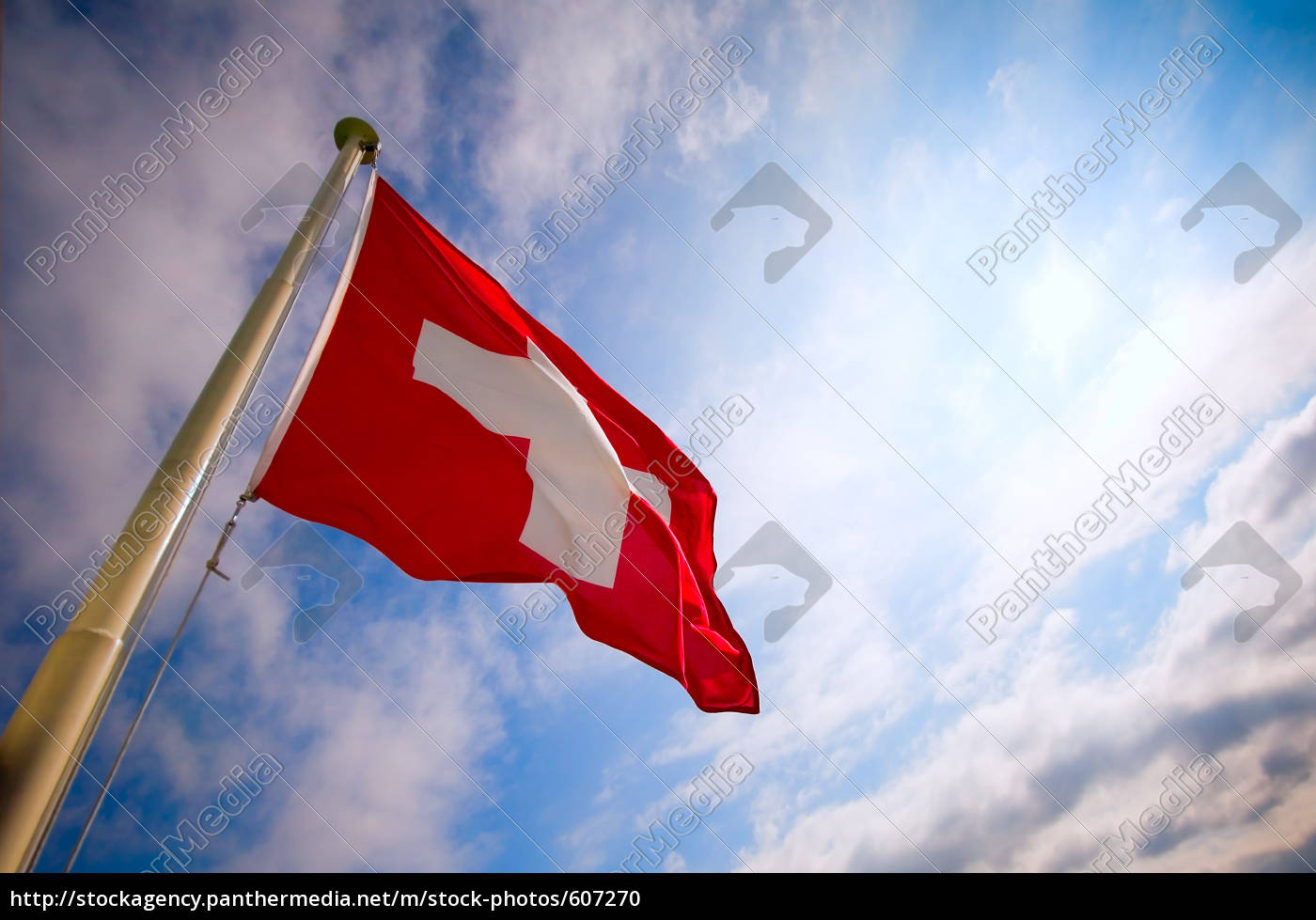 swiss, national, flag - 607270