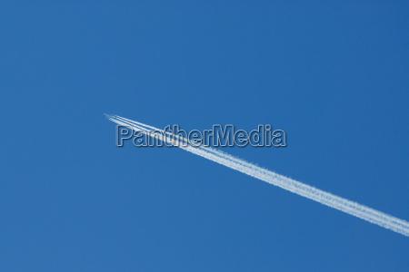 jet, in, the, sky - 608054