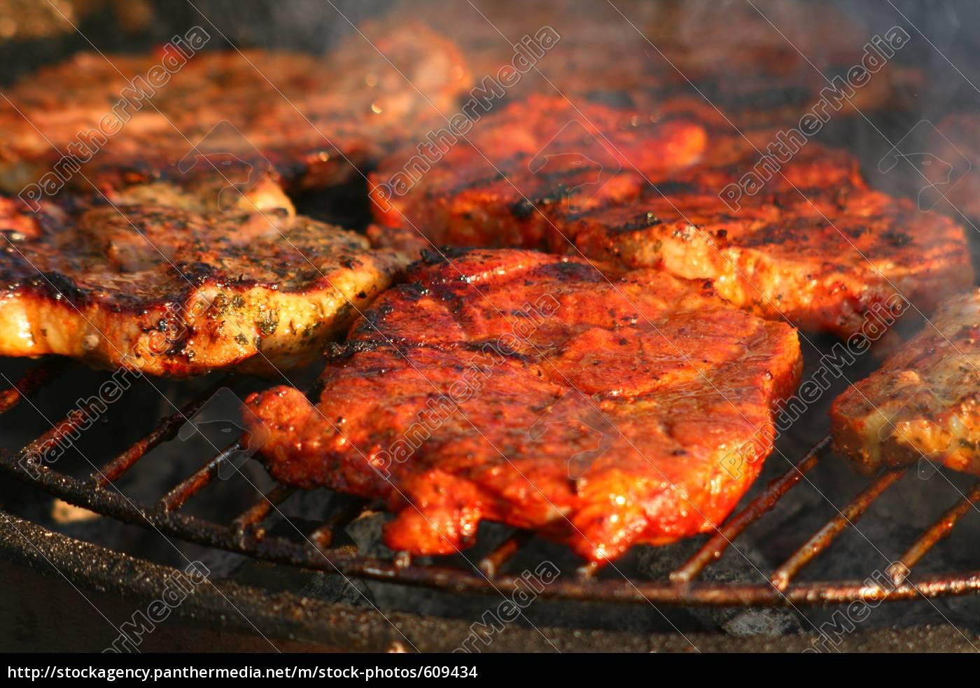 eingeleutet, barbecue, season - 609434