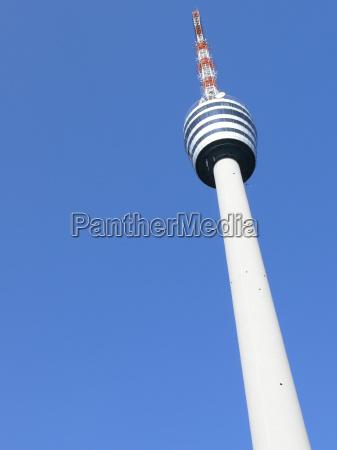stuttgart, tv, tower - 610787