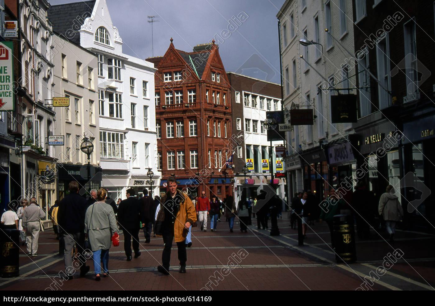 shopping, street, eu, 0499 - 614169